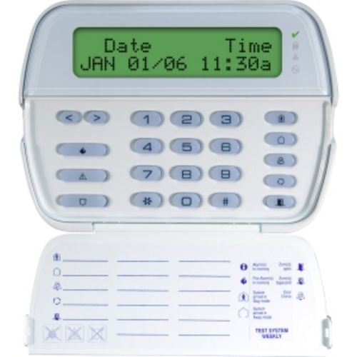 DSC PowerSeries PK5500 Alarm Keypad