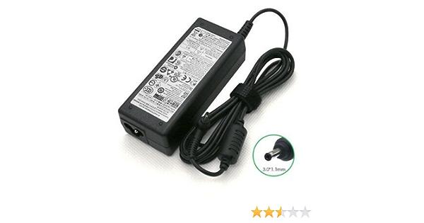 AC Adaptor 40W 19V Black PC Parts Unlimited AP.04007.002 AP.04007.002