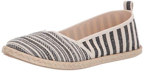 Rocket Dog Women's Betty Cascade/Olympus Cotton Shoe, Black, 8.5 Medium US (Dog Flats Shoes Rocket)