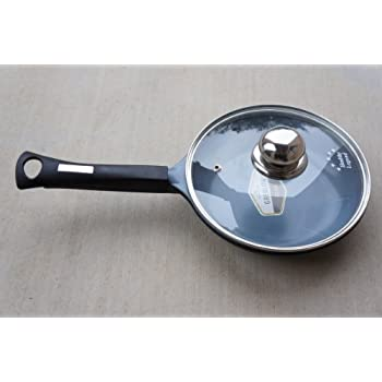 Amazon Com Fry Pan With Lid Non Stick German Weilburger