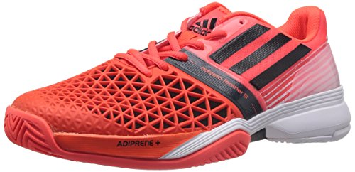 Adidas CC ADIZERO FEATHER III Chaussures Sneakers Tennis Homme Rouge ADIDAS