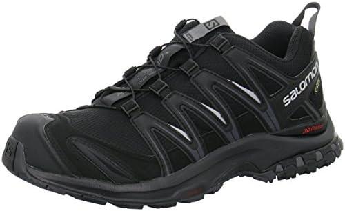 メンズ 男性用 シューズ 靴 スニーカー 運動靴 XA Pro 3D GTX - Black/Black/Magnet 10 D - Medium [並行輸入品]