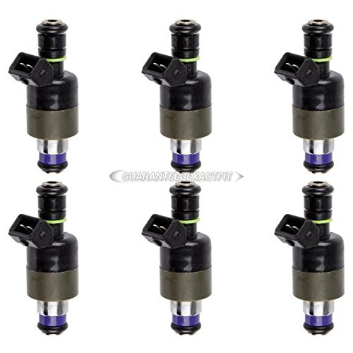 Complete Fuel Injector Set For Buick Skylark Cadillac Cimarron Chevy Celebrity - BuyAutoParts 35-809726I (Buick Fuel Injector Set)