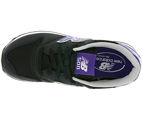 New Balance Zapatillas Gw500 Negro / Morado EU 38 (US 7.5)