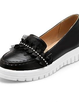 ZQ gyht Zapatos de mujer - Plataforma - Plataforma / Creepers / Punta Redonda - Mocasines