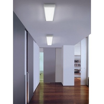 Zaneen Lighting D1-2060 FlatR ADA Flush Wall Sconce, ()