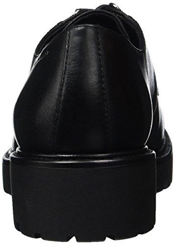 Vagabond Women's Kenova Derbys, Black Schwarz (Black)