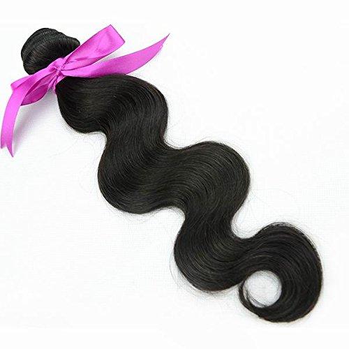 9158 Sb (Sina Beauty 2 Bundles 8 Excellent Peruvian Hair Extensions Body Wave Hair Virgin Body Wave Hair Extensions 100% Peruvian)