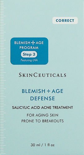 Skinceuticals Blemish+ Age Defense Acne Treatment 30ml(1oz) New Fresh Product by SkinCeuticals