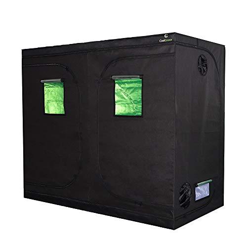 96x48x80Mylar Hydroponic Grow Tent