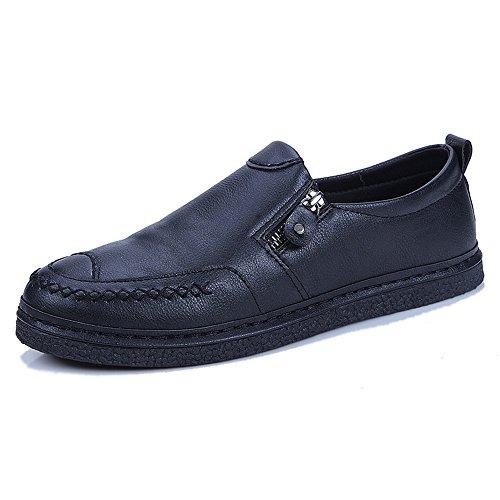 Ocio Feifei transpirable otoño tamaño Negro hombres Moda colores y para Zapatos marea opción Primavera de 3 múltiple Zapatos por n8TEUYqx