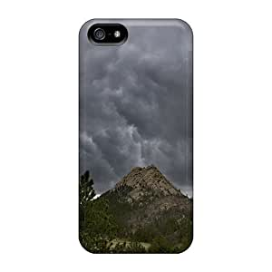 New Mountain Tpu Case Cover, Anti-scratch Charming YaYa Phone Case For Iphone 5/5s