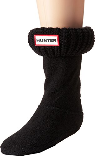 Hunter Kids Unisex Half Cardigan Boot Sock (Toddler/Little