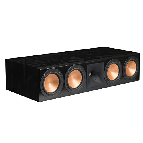 Klipsch RC-64 III Center Channel Speaker (Black Ash) by Klipsch