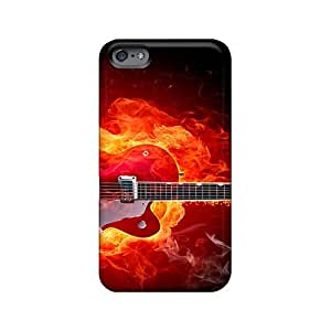 Iphone 6plus QTS789KRvv Support Personal Customs HD Avenged Sevenfold Pattern Shockproof Hard Cell-phone Case -KerryParsons