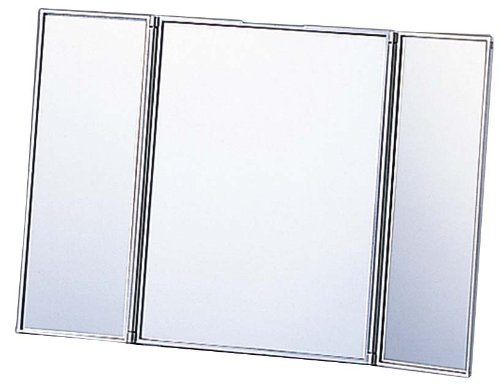 Three-sided stand mirror Y-1073 (japan import)