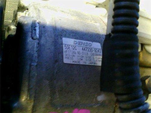 純正 ウィッシュ E10系 《 ZNE14G 》 エアコンコンプレッサー P30200-18005994