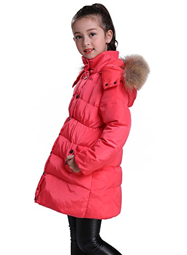 61b2710391a1 Jual ZOEREA Big Girls  Winter Parka Coat Puffer Jacket Padded ...