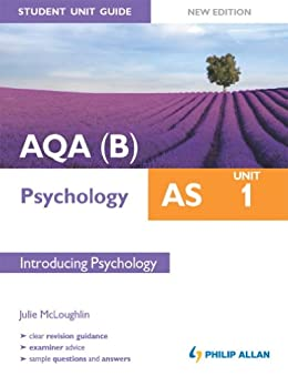 aqa as psychology unit 2 Aqa psychology for gcse, 3rd edition barbara woods, nigel holt, rob lewis, victoria carrington aqa psychology for gcse: understanding psychology, 3rd edition is a new resource in full colour from the uk's most trusted name in gcse psychology covers all unit 1 and unit 2 topics new focus on reasons, methods ,.