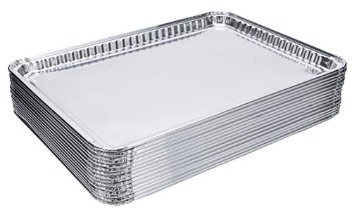 aluminum baking sheet disposable - 1