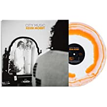 Kevin Morby 'City Music' Limited Club Edition White/Orange Blob Vinyl