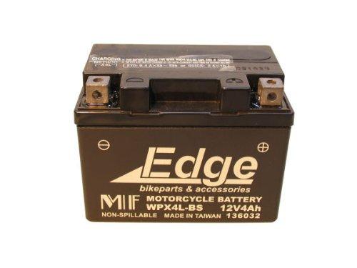 Rollerbatterie Roller Batterie sealed wartungsfrei 12V 4AH YB4L-B YTX4-BS für sehr viele Roller passend Aprilia, Baotian, Rex, Yamaha und viele mehr!!!