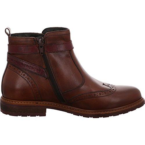 Tamaris 25004-354 Belin Brown Womens Chelsea Boots N / a DMNXrzR