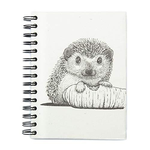 Pooh Notepad - Baby Hedgehog Sketch Journal Notebook