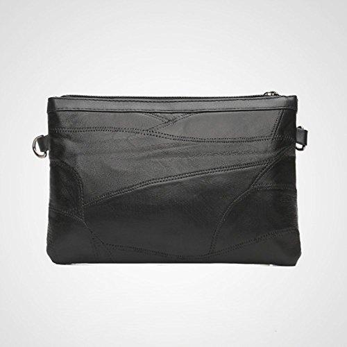 Rivetto Moda Borse Semplici Frizione Haoxiaozi Donne Blackb Tracolla Diagonale Delle Piccola FnfdxqxwT