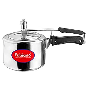Fabiano 3 LTR. Marvelous Inner Lid Pressure Cooker ISI Marked