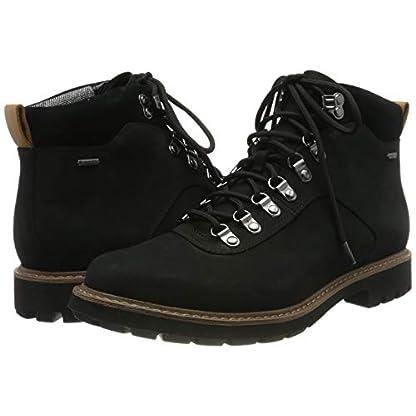 Clarks Men's Batcombealpgtx Biker Boots 7
