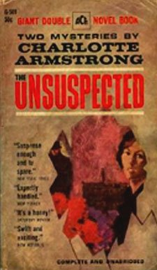 book cover of The Unsuspected
