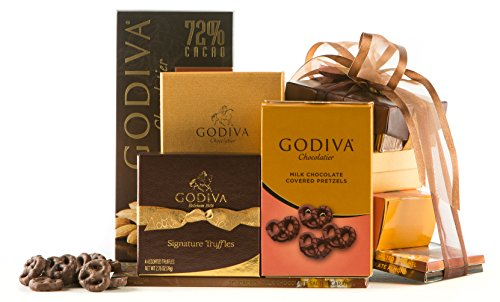 Wine.com Godiva's Signature Chocolates Gift