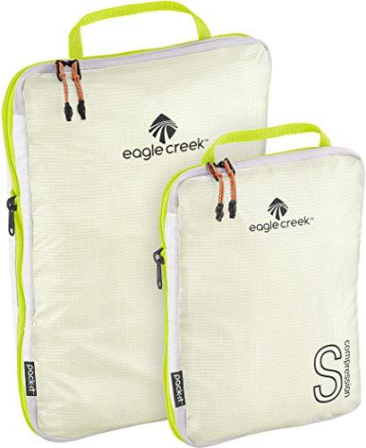 Eagle Creek Pack-It Specter Tech Compression Cube Set S/M White/Strobe One Size