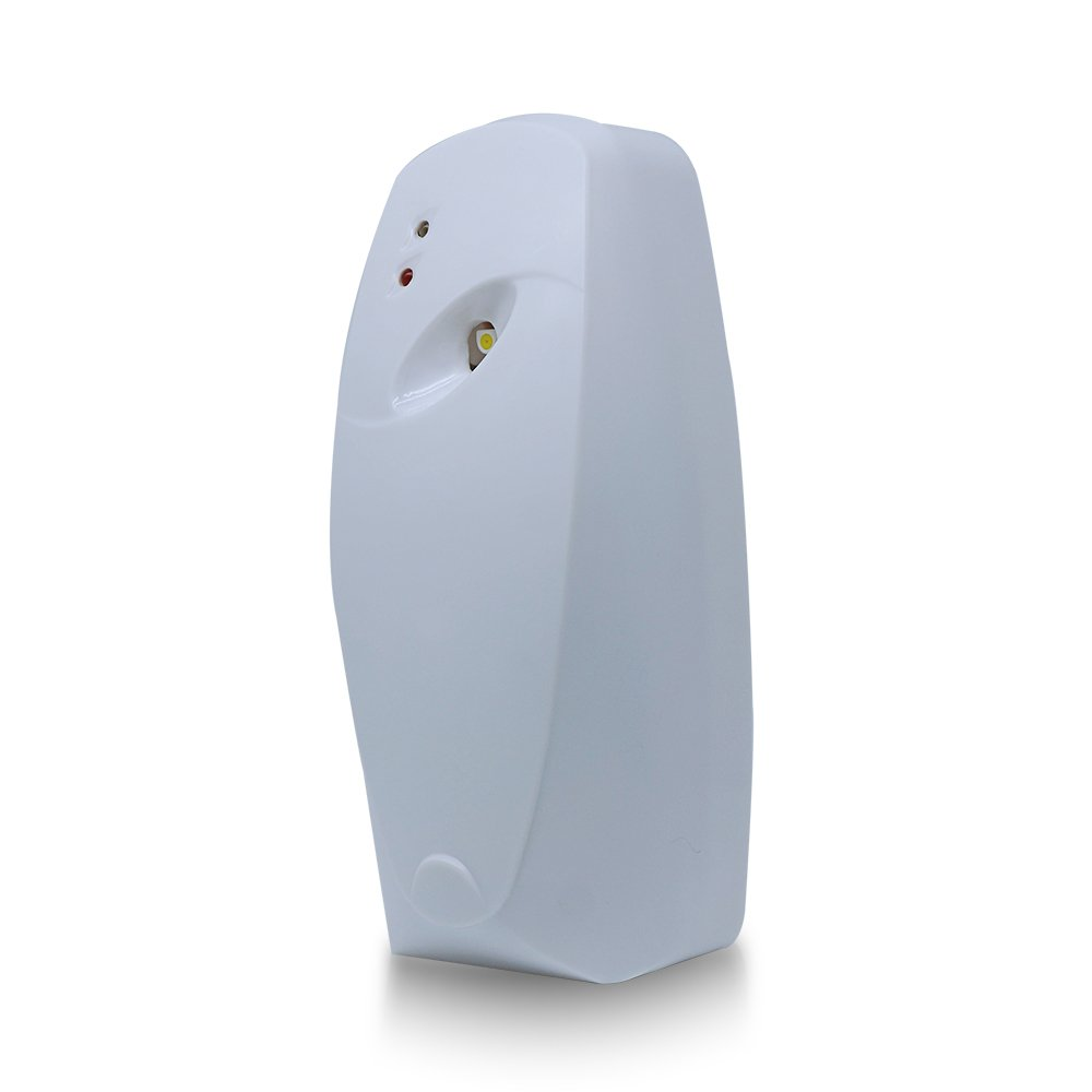 Amazon.com : Light sensor Wall Mounted Automatic Perfume Dispenser Air Freshener Timing Aerosol Fragrance Sprayer by YIMEI : Beauty
