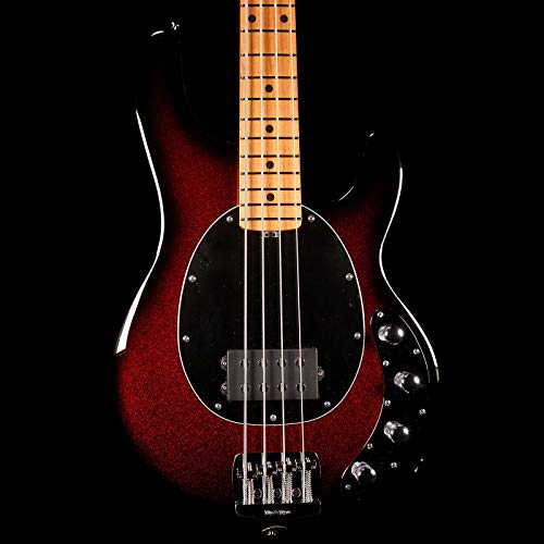 Ernie Ball Music Man StingRay Special 4H - Burnt Apple with Maple Fingerboard