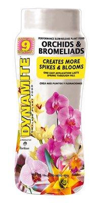 Dynamite Orchids & Bromeliads Slow Release Fertilizer 10-10-17 (1 lb) - Dynamites Seed