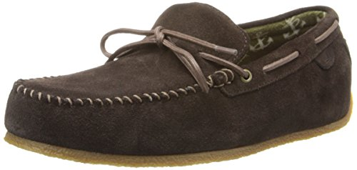 Keds Sperry Top-Sider Men's R and R Moc Suede Boat Shoe -...