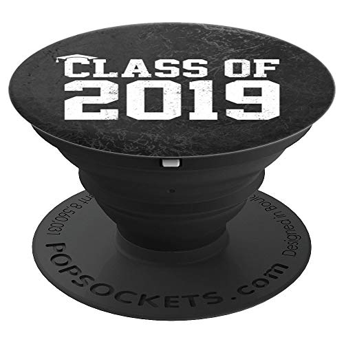 Class Of 2019 Graduation Senior High School College Gift - PopSockets Grip and Stand for Phones and Tablets