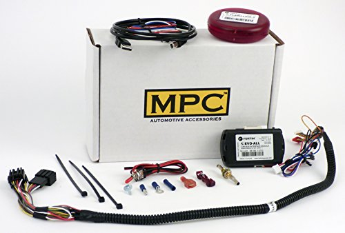 MPC Factory OEM Remote Activated Remote Start Kit for 2007-2013 Chevrolet Silverado 1500 - Plug & Play - with T-Harness (Remote Start Gm Kit)