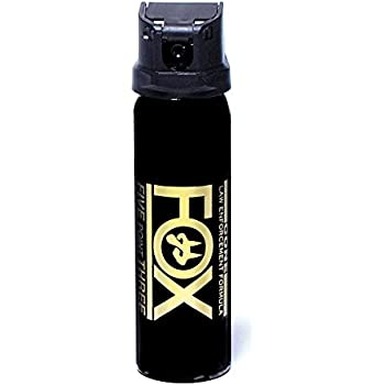 Amazon.com : Fox Labs Defense Spray- Flip Top Cone Fog (4 Oz ...