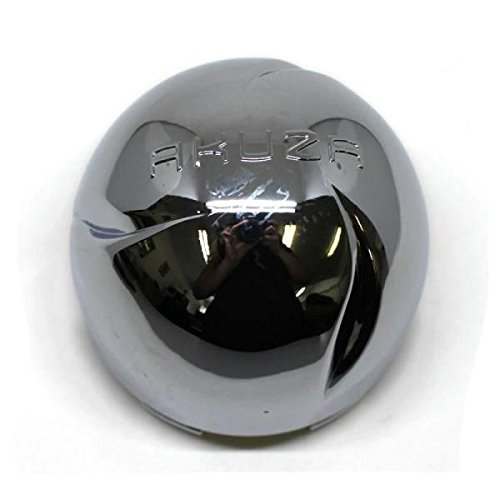 Pacer Arc-2 Pcw-2 Incubus Wheel Chrome Bullet Center Cap Replacement Cap for Eco 820