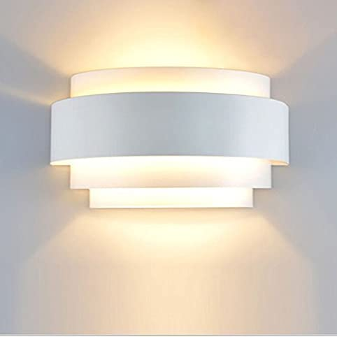 Glighone modern led wall lamp up down wall light sconce lights e27 glighone modern led wall lamp up down wall light sconce lights e27 ideal for living room aloadofball Choice Image