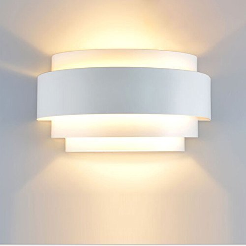 Unimall led white wall lights up down bedside wall sconce e27 lamp unimall led white wall lights up down bedside wall sconce e27 lamp for living room bedroom aloadofball Images