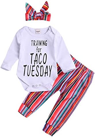 Newborn Outfits Rainbow Striped Headband product image