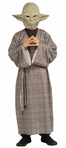 Disney Star Wars Yoda Deluxe Child Costume Large