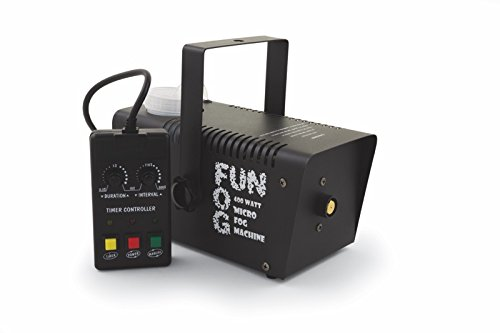 Froggys Fog - Timer Remote for Fog and Snow Machines - 400 Watt Fog Machine, 1000 Watt Fog Machine, Ground Fog Machine & FFM-SNOW Snow Flake Machine
