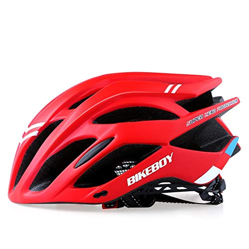 Elikliv Cycling Helmet Comfortable Lightweight Breathable Helmet, Bicycle Helmet In-mold MTB Bike Helme Road Casco…