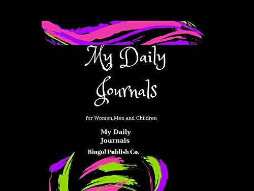 My Daily Journals: 6x9 inch -Gratitude journal for Women,Men and Children. (B082GD7C1L) Amazon Price History, Amazon Price Tracker