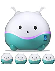 LittleHippo WISPI Humidifier, Diffuser and Night Light for Children/Kids